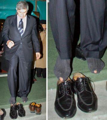 I calzini del presidente